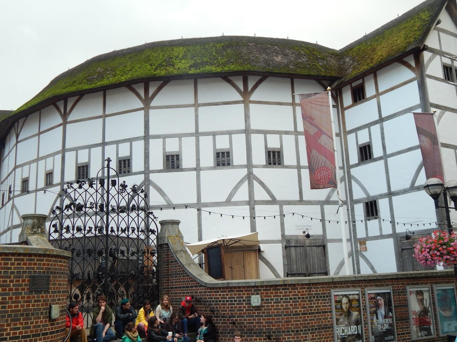 Shakespearovo divadlo Globe