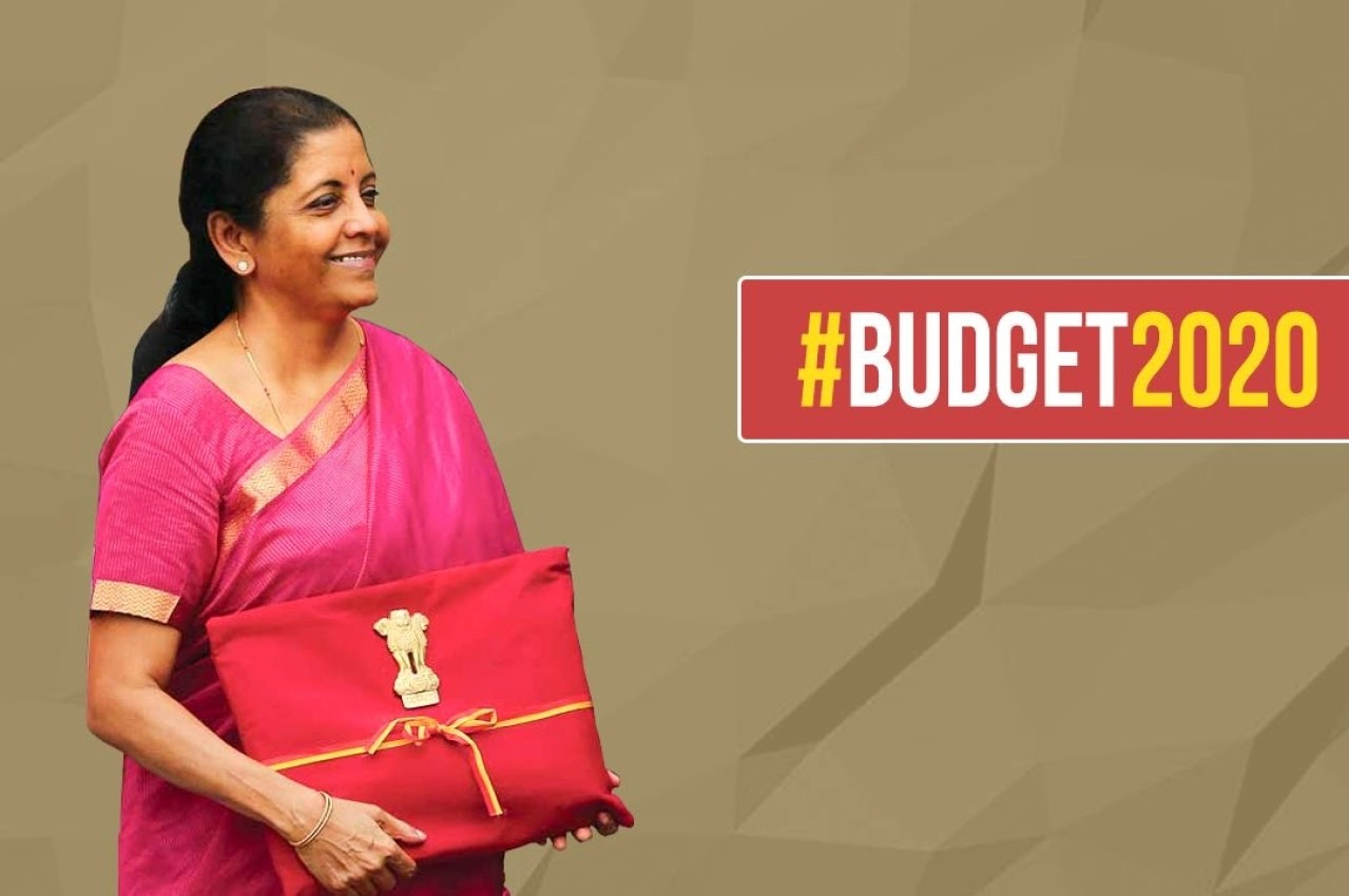 INDIAN UNION BUDGET 2020