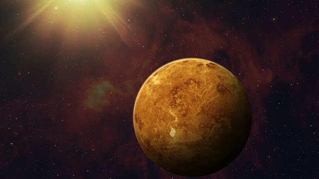 Signs of Life Spotted in Clouds of Venus as Gases Needed for Living Things