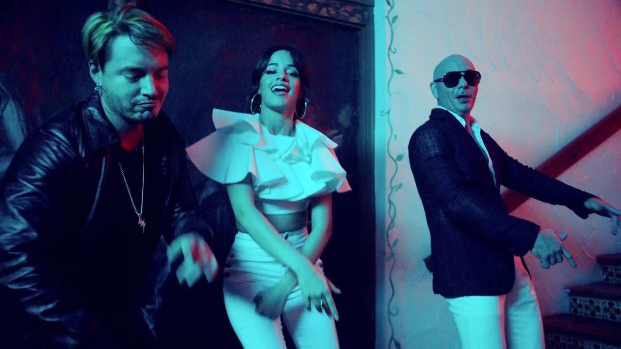 Camila Cabello, J Balvin y Pitbull estrenan el video de la versión en inglés de 'Hey Ma'