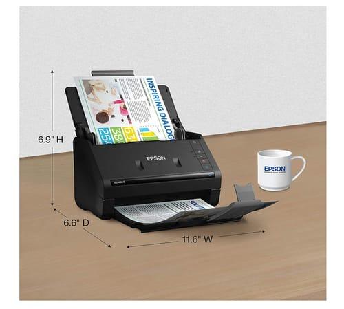 Epson Workforce ES-400 II Color Duplex Document Scanner