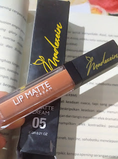 Review lip Matte
