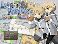 Juego life is paradise