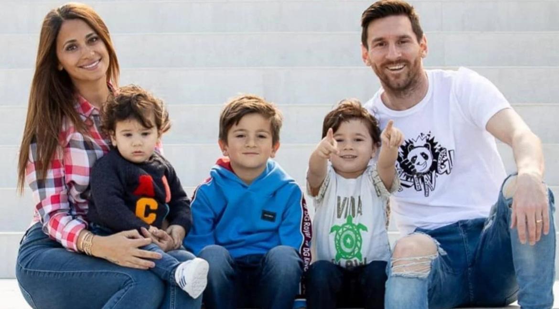 El mensaje de Antonela Rocuzzo tras el triunfo de Messi