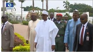 President Muhammadu Buhari appearance