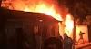 Hombre celoso quema la casa expareja y mueren dos hermanitos-VER VIDEO