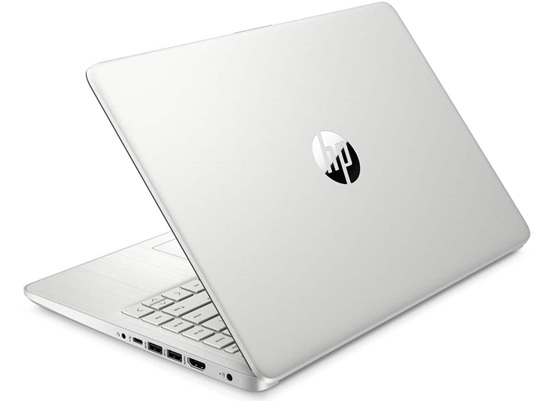 HP 14s-dq2011ns: ultrabook de 14'' con procesador Core i3, teclado QWERTY en español y Windows 10 Home
