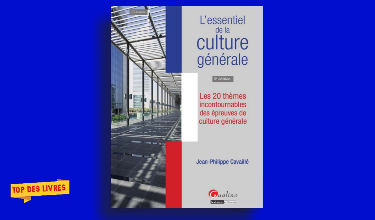 Télécharger : L'essentiel de la culture générale en pdf