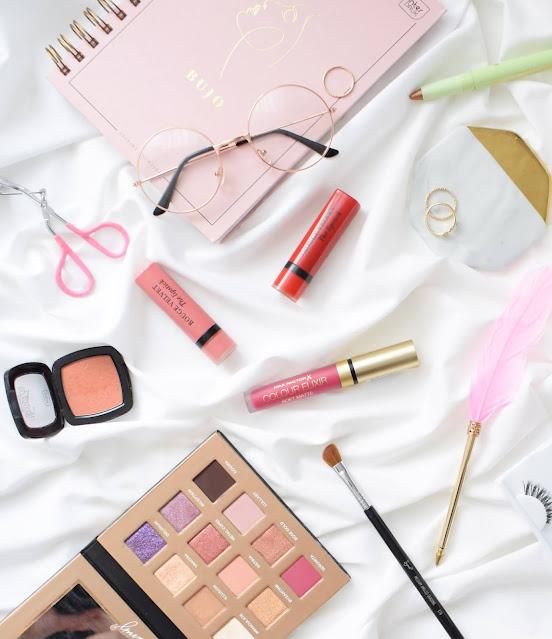 Moje Top 3 Pomadki Do Ust / Max Factor Colour Elixir Soft Matte, Bourjois Paris Rouge Velvet The Lipstick