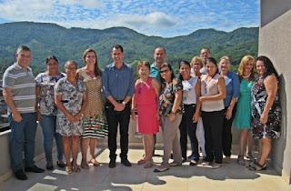 Cerimônia de posse dos novos conselheiros tutelares de Miracatu