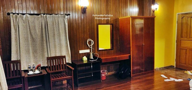 Myne Resort Bilit - Rooms - Dressing