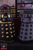 Custom Curse of Fatal Death Grey Dalek (Variant) 29