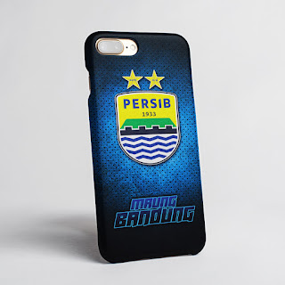 Mockup Custom Case iphone 8 Plus Persib