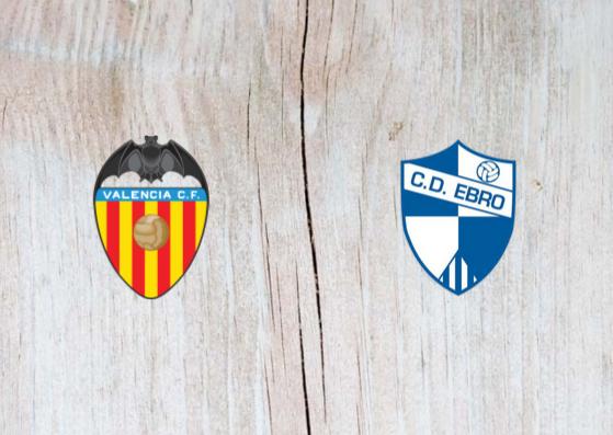 Valencia vs Ebro - Highlights 04 December 2018