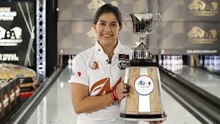 Maria José Rodriguez Won the 2018 PWBA Tour Championship