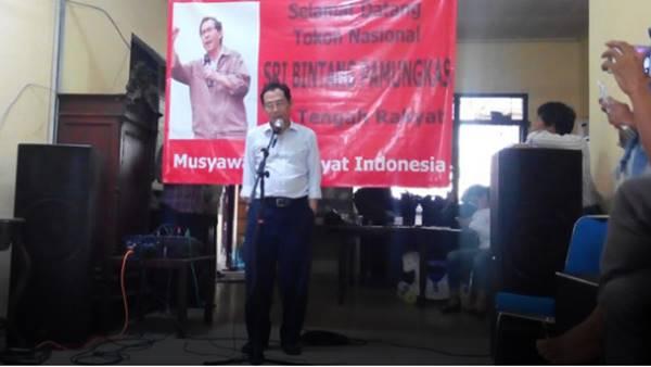Usir Polisi tak Diundang yang Datang ke Acaranya, SBP: Anda Ingin Membangun Negara Komunis?