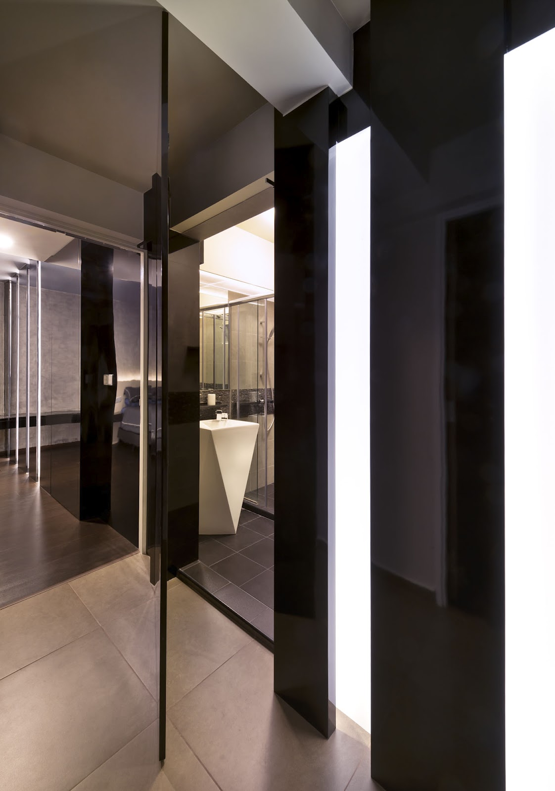Hdb Toilet Door: Rezt & Relax Interior Design: 4-Room HDB