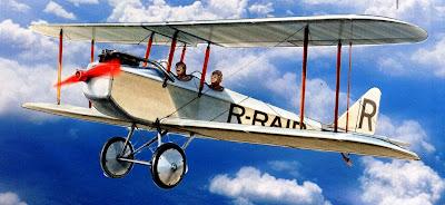 История создания самолета АИР 1