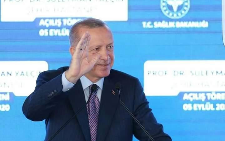 Hebatnya Erdogan, Siap Menanggung Hutang Somalia kepada IMF Sebesar 3,5 Juta Dolar