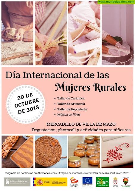 Villa de Mazo celebra este sábado el Día Internacional de las Mujeres Rurales