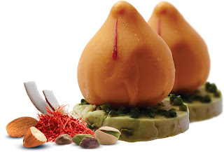 Enjoy spirit and joy of Ganesh Chaturthi with Aaji's Modak Ice Cream!