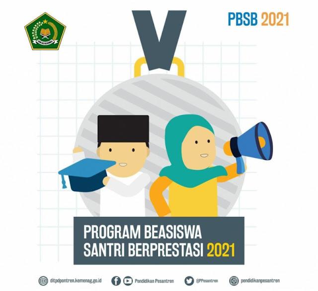Pendaftaran Beasiswa Santri Berprestasi 2021 Dibuka Secara Online, Yuk Segera Daftar!