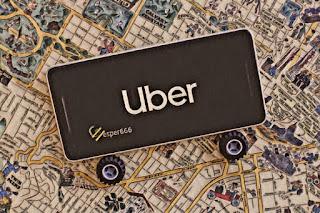 Uber Menawarkan Untuk Membeli Postmates