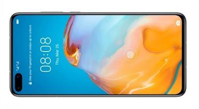 Huawei-P40-Display