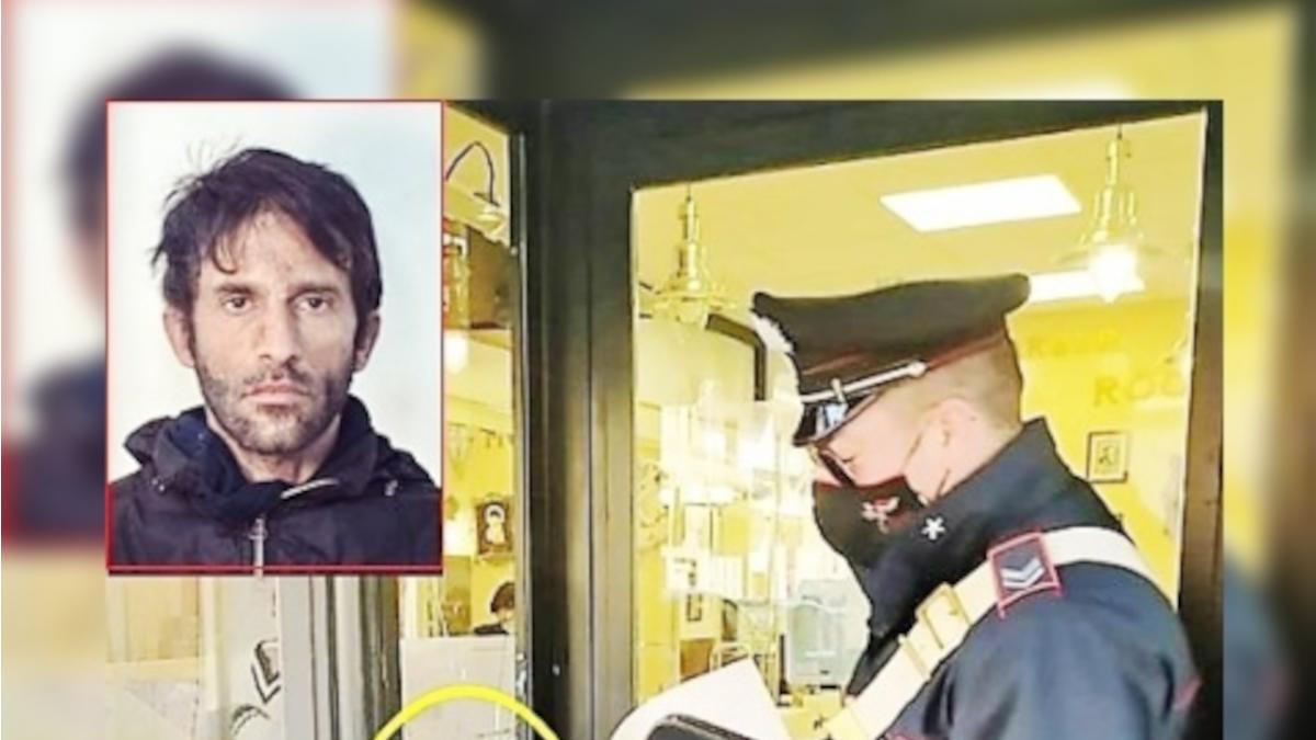 Carabinieri Misterbianco barberia