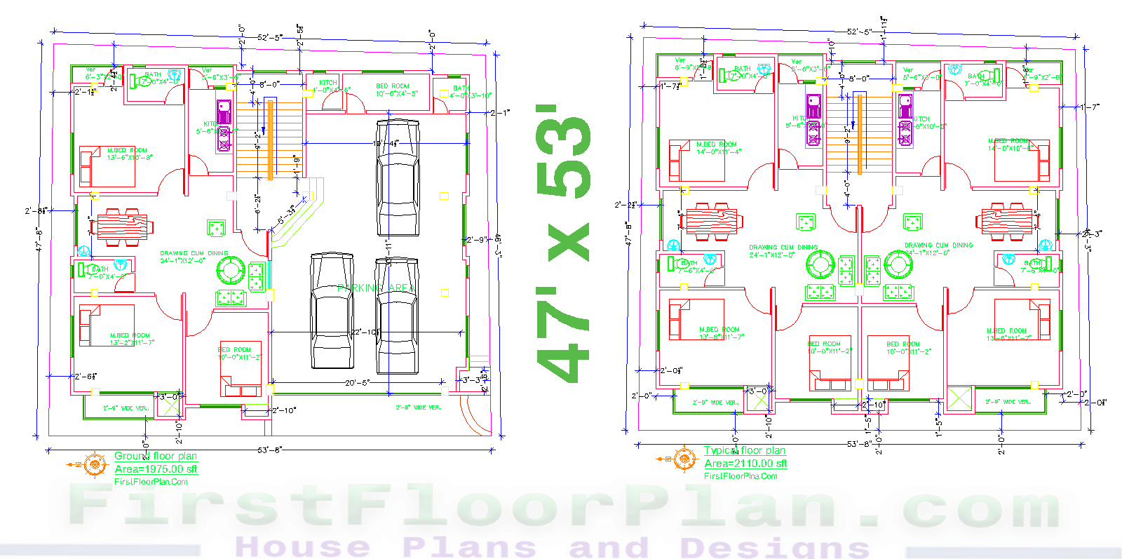 4 Story Apartment Building Plans Details With Autocad Dwg File First Floor Plan House Plans And Designs