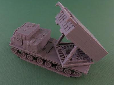 NATO M270 MLRS picture 7