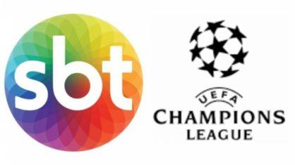 SBT aproveita Brasil x Chile na Copa América para apresentar transmissões da Champions League