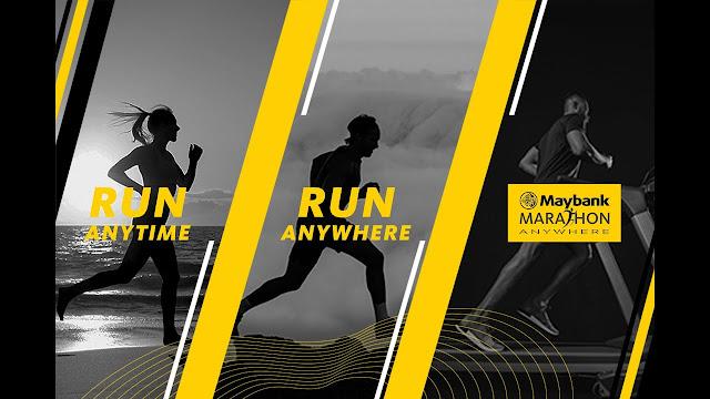 Maybank Marathon Anywhere