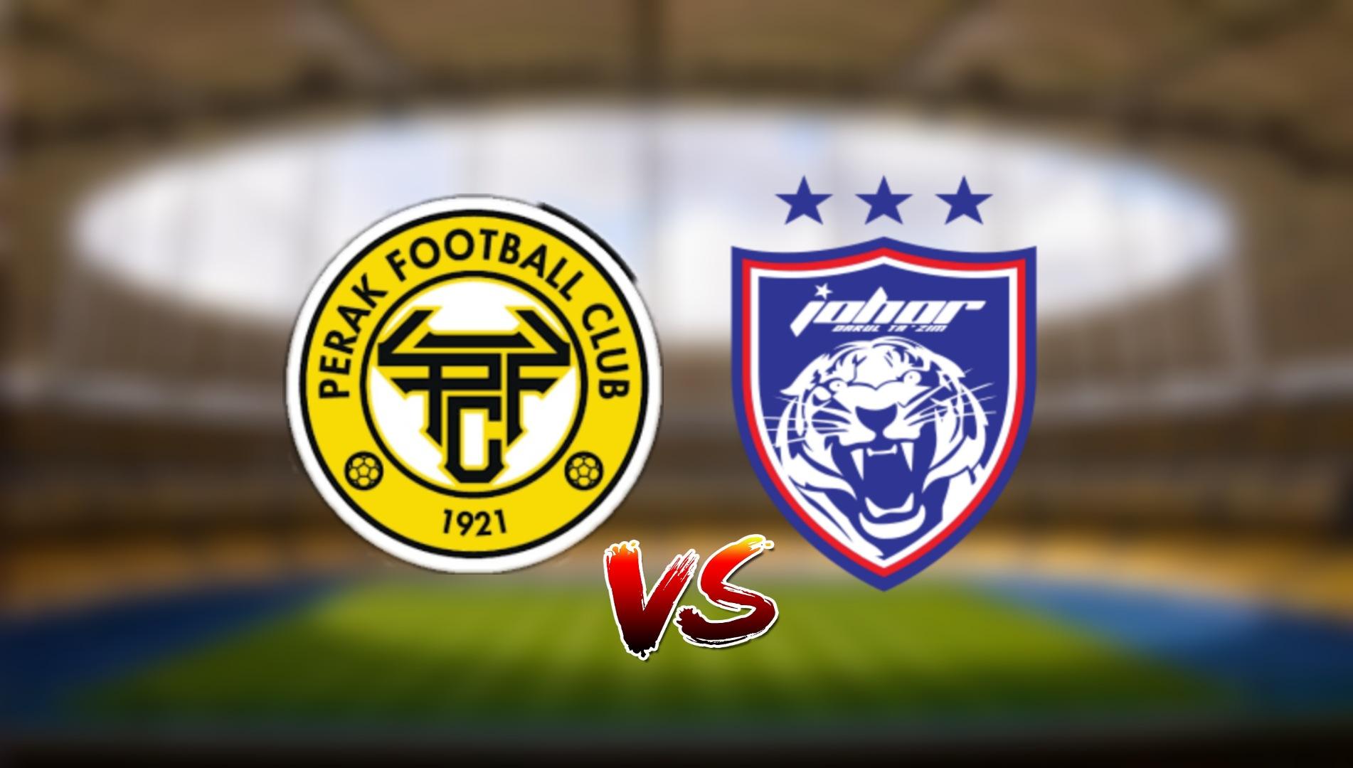 Live Streaming Perak FC vs JDT FC Liga Super 21.3.2021