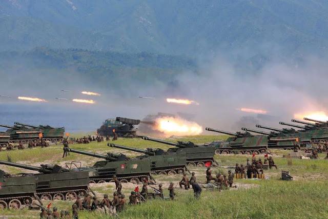 """Corea del Norte amenaza con """"hundir"""" todo EEUU en caso de agresión"""