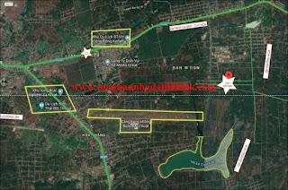 Bán đất Xã Hòa Đông Huyện Krông Pắc Đak Lak 585 triệu
