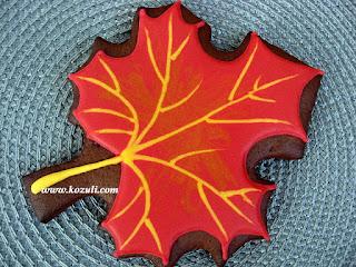 Пряники на 1 сентября, день учителя, осенние пряники