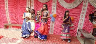 Jaunpur : धूमधाम से मनाया गया विद्यालय का वार्षिकोत्सव