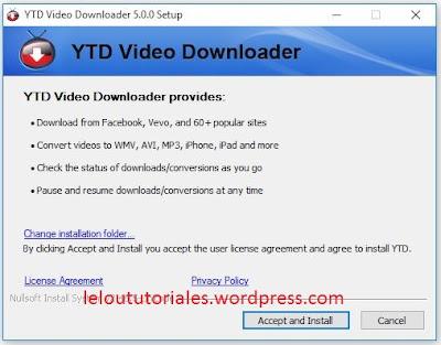 YouTube Downloader Pro v5.0.0 + Crack [MEGA]