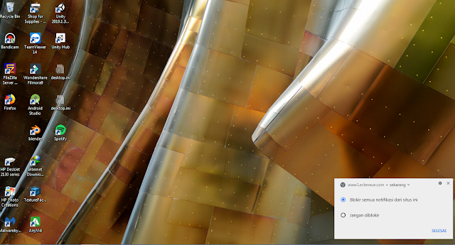 Cara Menghapus Virus WWW1 ecleneue com dari Google Chrome