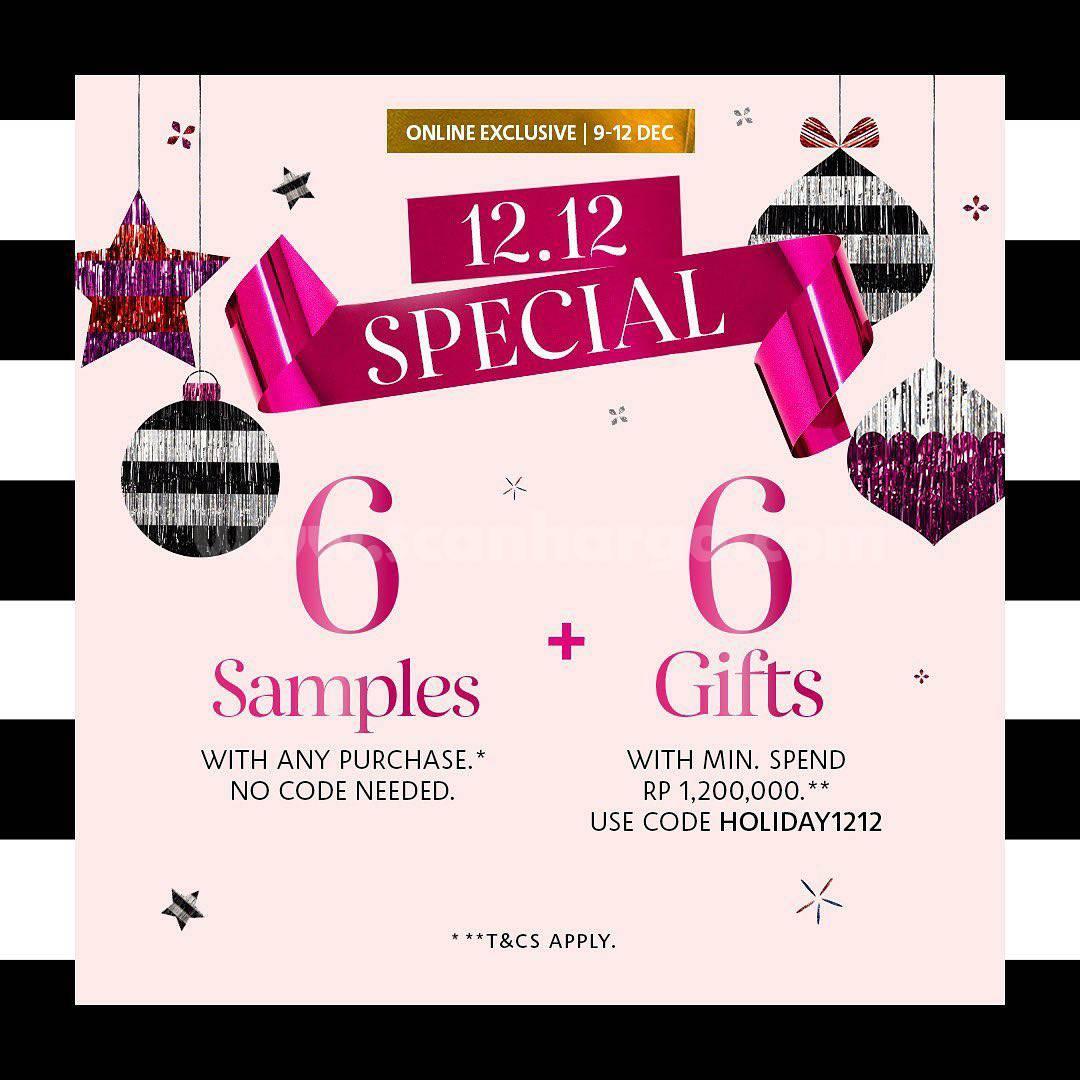 Sephora Promo Special 12.12