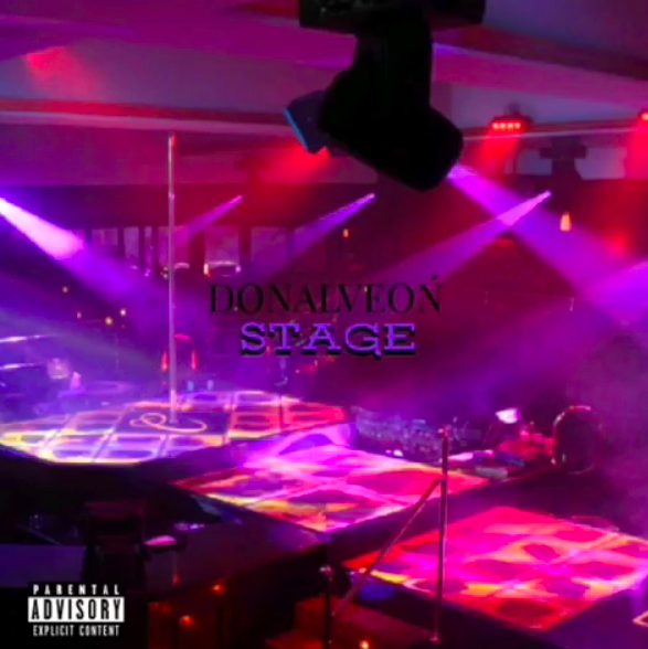 Donalveoń - Stage [EP]