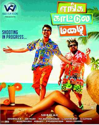 Enga Kaattula Mazhai (2018) Tamil 720p HDRip x264 Free Download