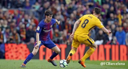 Barcelona Taklukkan Atletico Madrid 1-0
