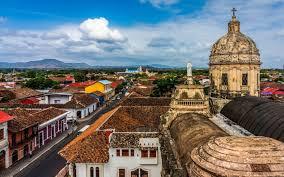 Colonial sites & Lake Nicaragua