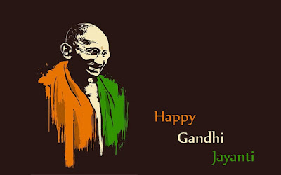 happy gandhi jayanti images hd