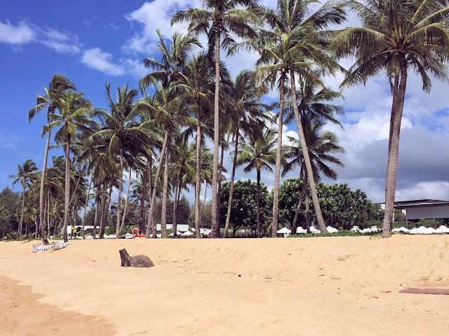 Beach am JW Marriott Khao Lak Resort (Kundenfoto)