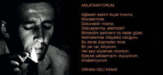 Orhan Veli'nin 'Anlatamıyorum' şiiri Dünyada en çok okunan ikinci şiiri