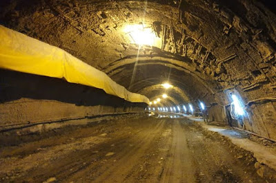 Chamba Tunnel - Char Dham Project