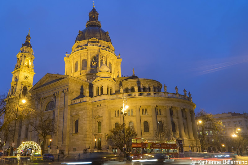 St. Stephen's Cathedral What to Do in Budapest in One Day